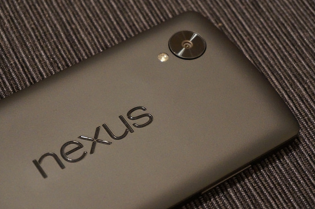 Nexus5_SIMフリー