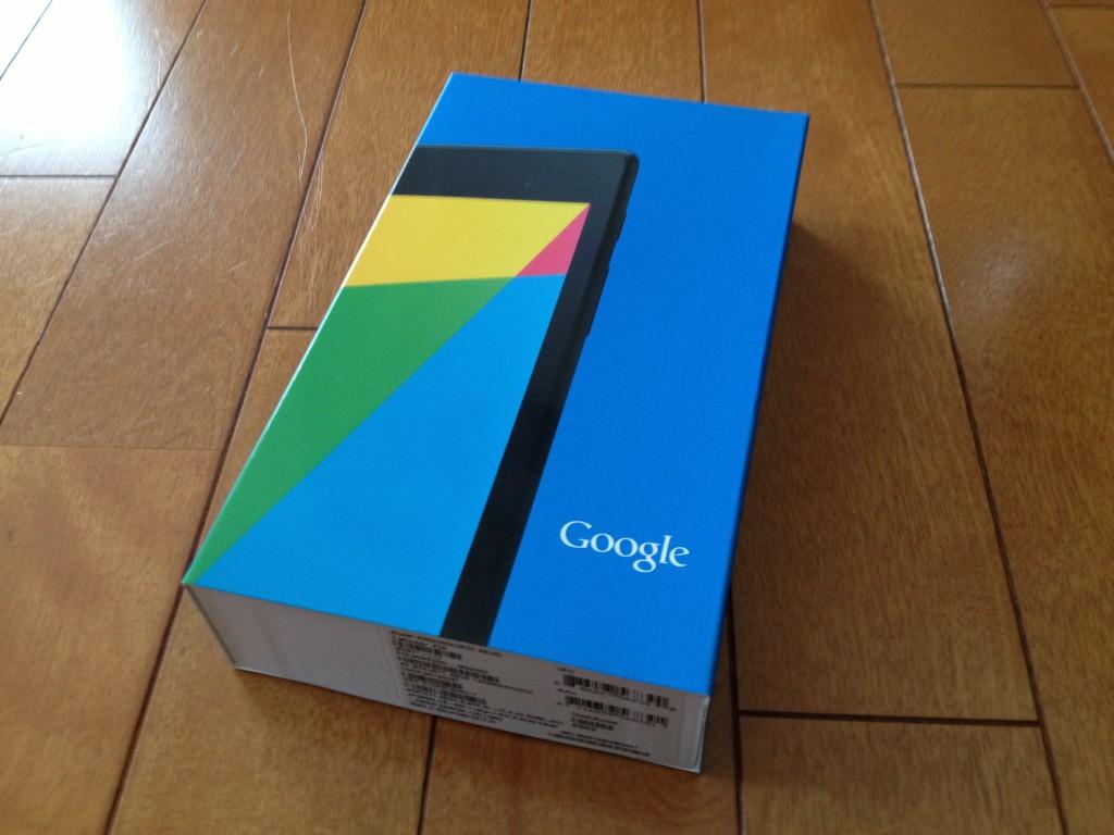 Nexus7 ME571-LTE
