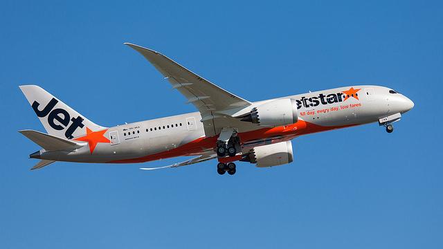 photo credit: Jetstar Airways via photopin cc