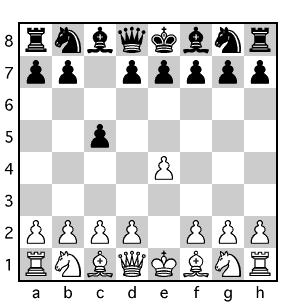 シシリアン・ディフェンス(B20-99 Sicilian Defense)/chess定跡 ...